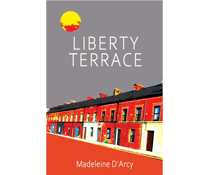 Liberty Terrace by Madeleine D'Arcy